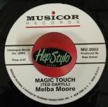 "45Re ✦ MELBA MOORE ✦ ""Magic Touch"" Single Sided. Fantastic Northern Soul. Hear♫"
